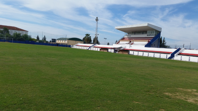 Estadio Municipal de San Pedro